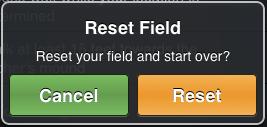 Baseball Field Layout alert